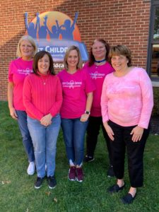 Breast Cancer Awareness Month 2019 First Children Services